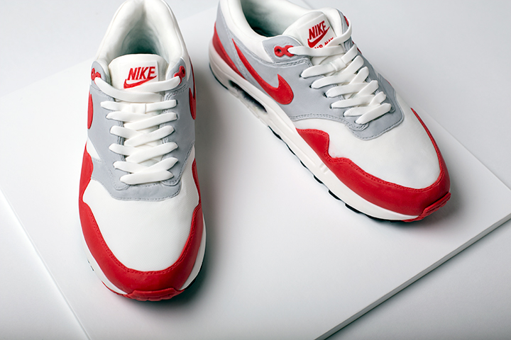 Nike Air Max 1 OG Red cake Michelle Wibowo The Daily Street 008