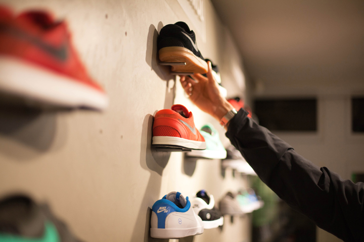 Recap Nike SB officially launch space size 012
