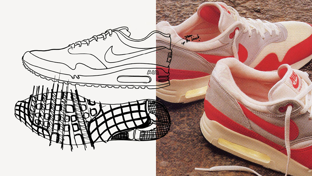 Starting a revolution Tinker Hatfield Air Max 1 interview The Daily Street 002