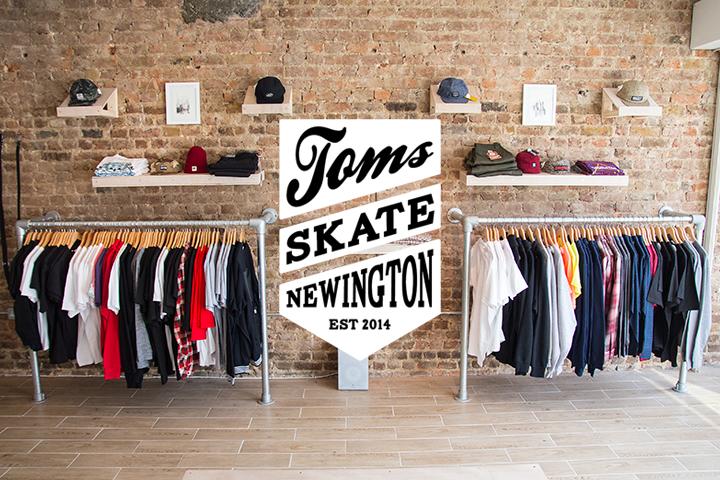 Toms Skate Shop Stoke Newington East London 001