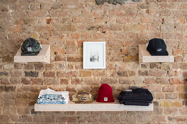Toms Skate Shop Stoke Newington East London 005