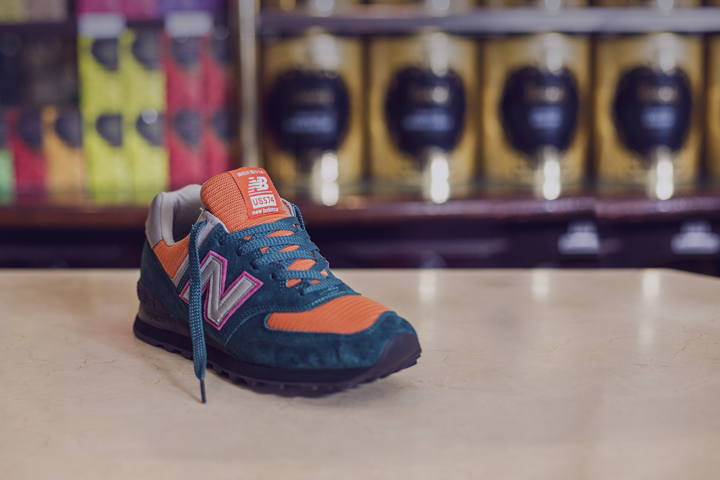 size New Balance Harrods US574 007