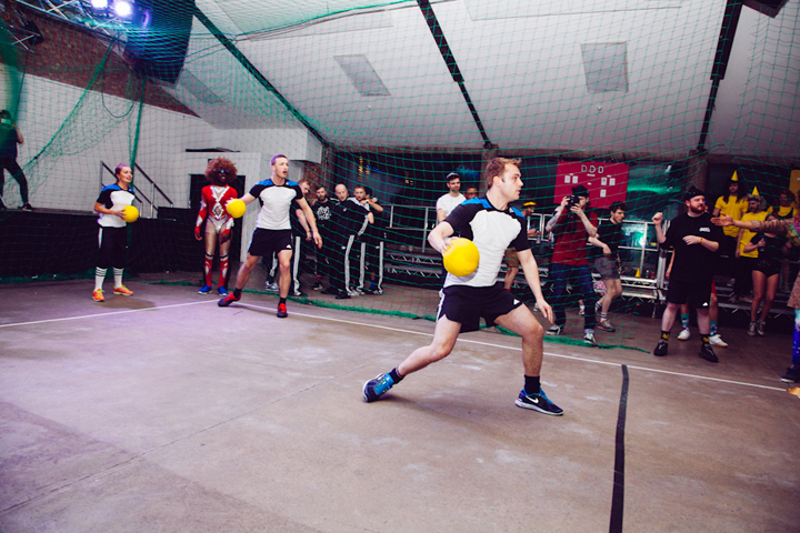 Hyponik Disco Dodgeball 2014 The Daily Street 006