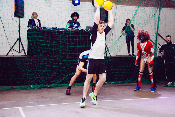 Hyponik Disco Dodgeball 2014 The Daily Street 009
