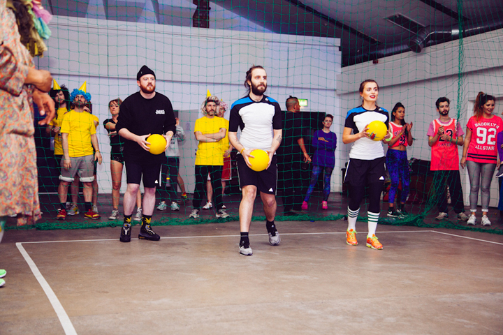 Hyponik Disco Dodgeball 2014 The Daily Street 018