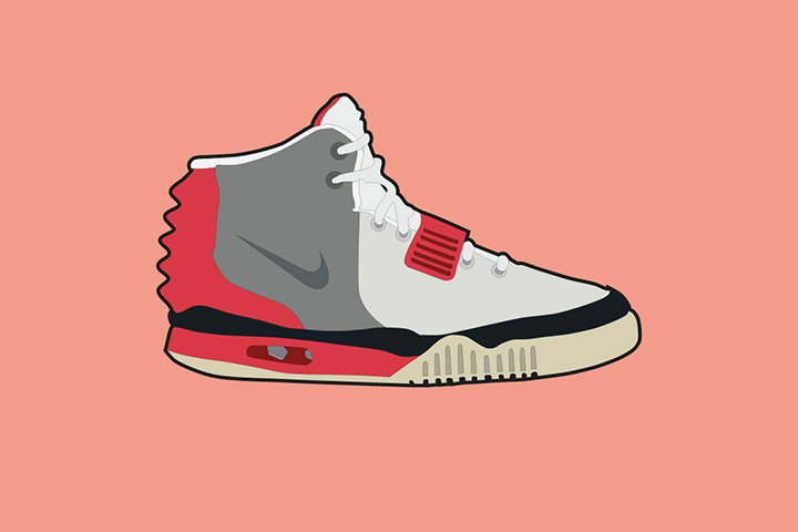 Nike Air Yeezy II Air Max Colourways The Lime Bath The Daily Street 003