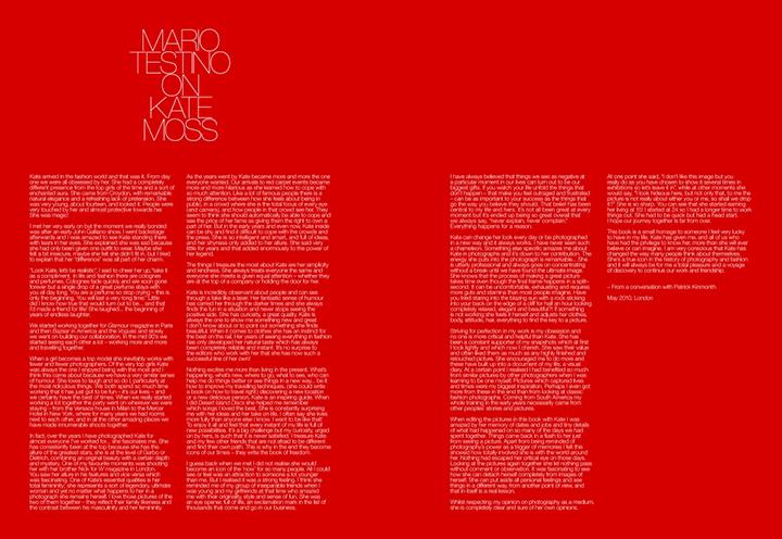 TASCHEN reissues Kate Moss by Mario Testino book 004