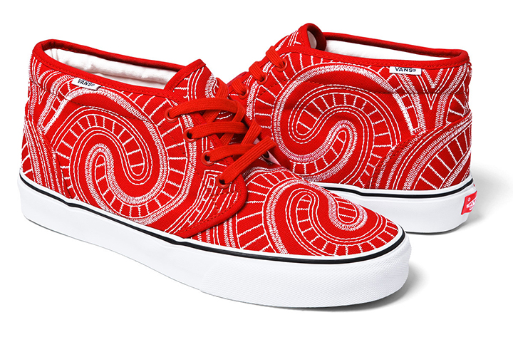 Supreme Vans Spring 2014 collection Chukka 004