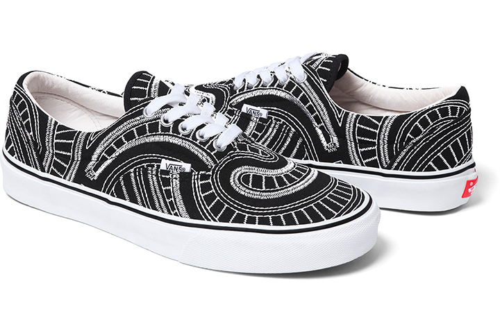 Supreme Vans Spring 2014 collection Era 005