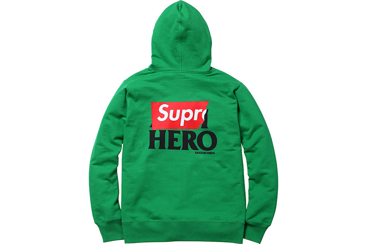 Supreme ANTIHERO Summer 2014 capsule collection 005
