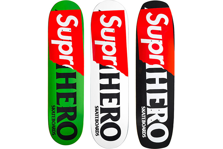 Supreme ANTIHERO Summer 2014 capsule collection 014
