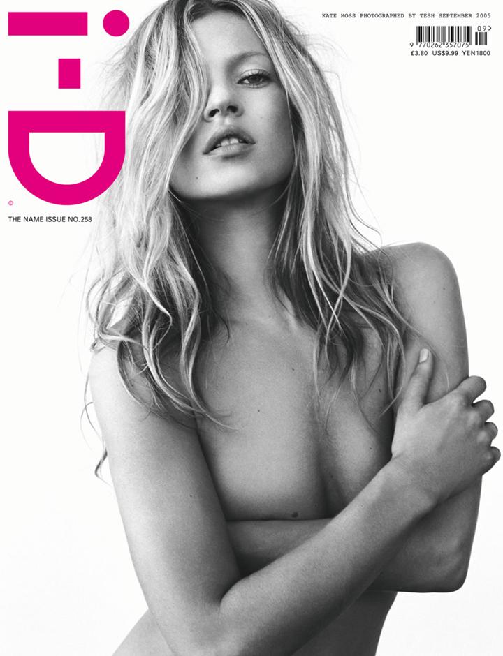 Kate Moss by Tesh for i-D Magazine issue 258 September 2005 002