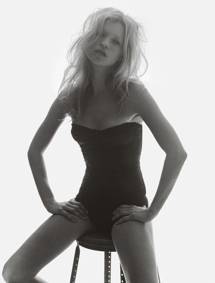 Kate Moss by Tesh for i-D Magazine issue 258 September 2005 008