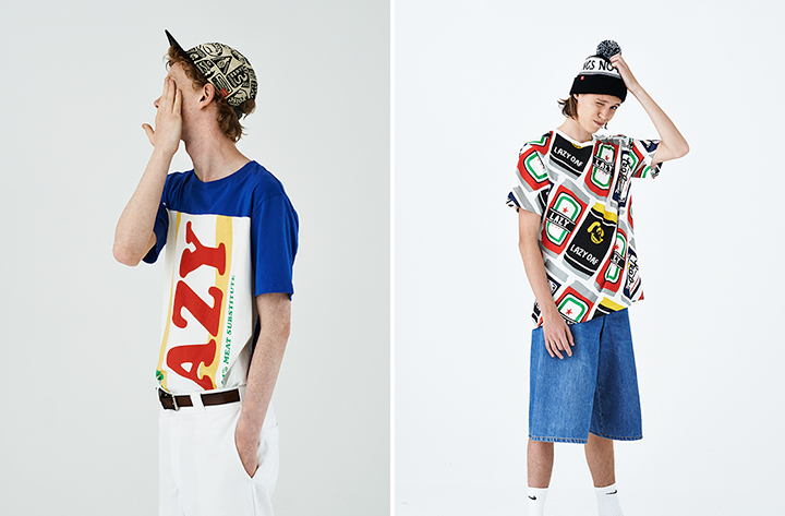 Lazy Oaf Mens Autumn 2014 Lookbook 004