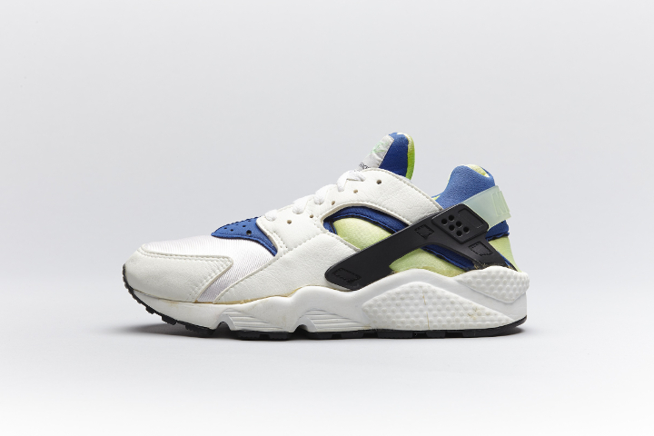 Nike-Air-Huarache-Scream-Green-UK-2014-Release-0