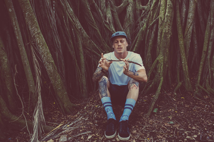 Stance Socks Blue Collection Fall 2014 lookbook 006