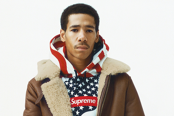 Supreme Fall Winter 2014 lookbook 001