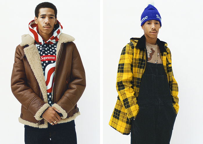 Supreme Fall Winter 2014 lookbook 002