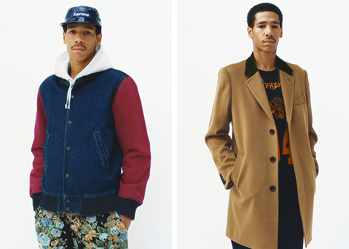 Supreme Fall Winter 2014 lookbook 008