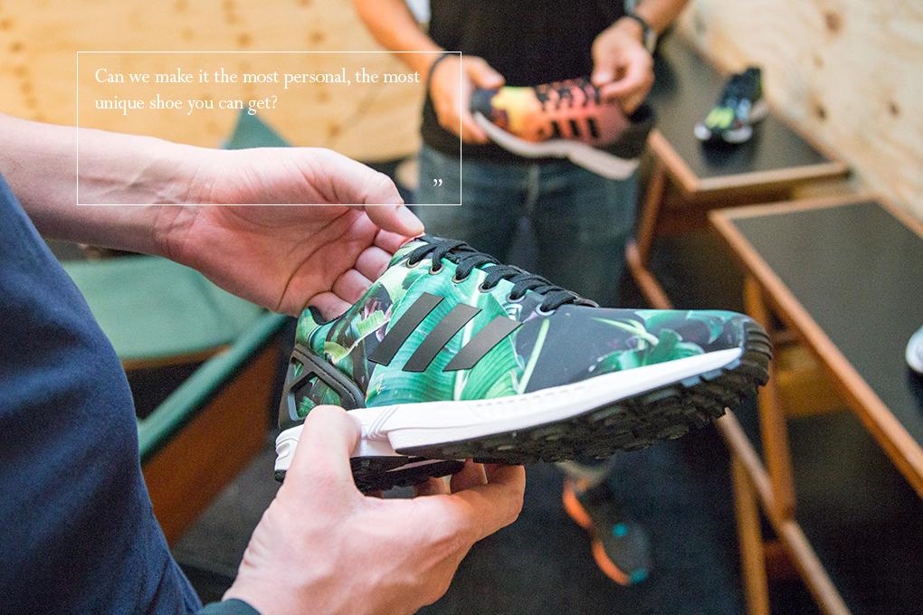Adidas Zx Flux Designs