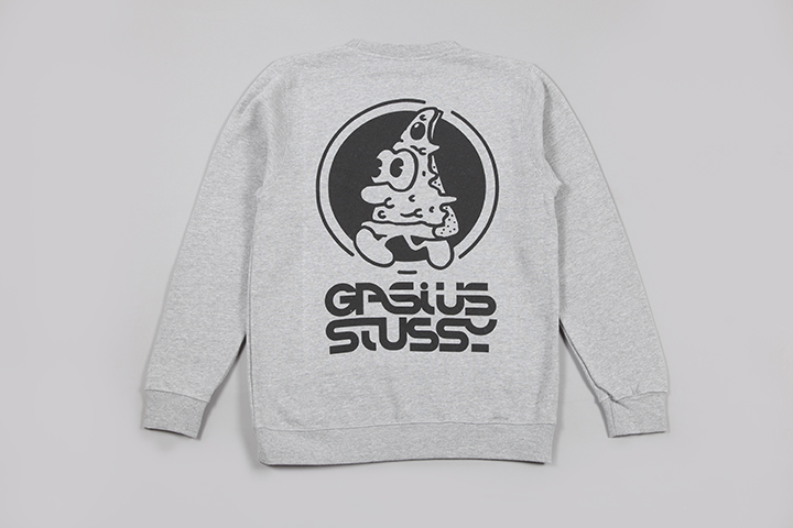 Gasius Stüssy pizza capsule collection 024