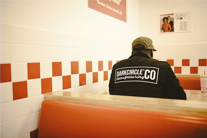 Dark Circle Clothing Dark MFG Co jacket 001