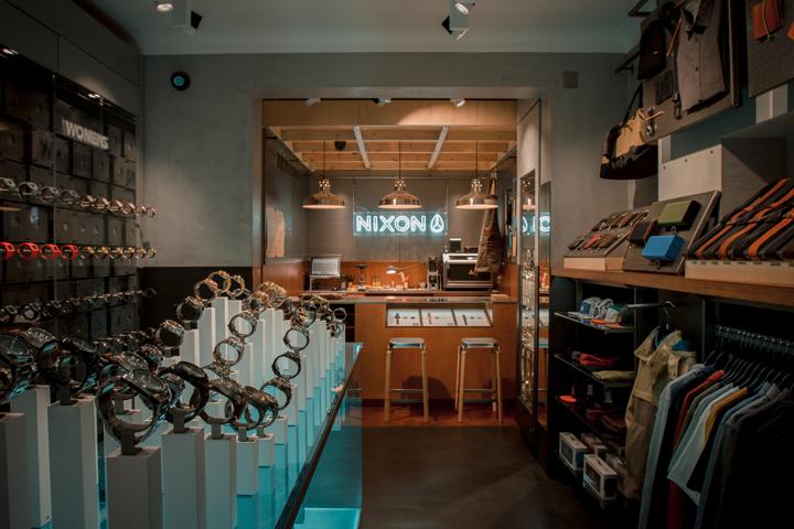 Nixon Carnaby Store London 003