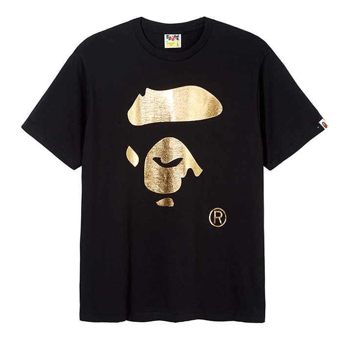 BAPE exclusive t-shirt for Selfridges 2
