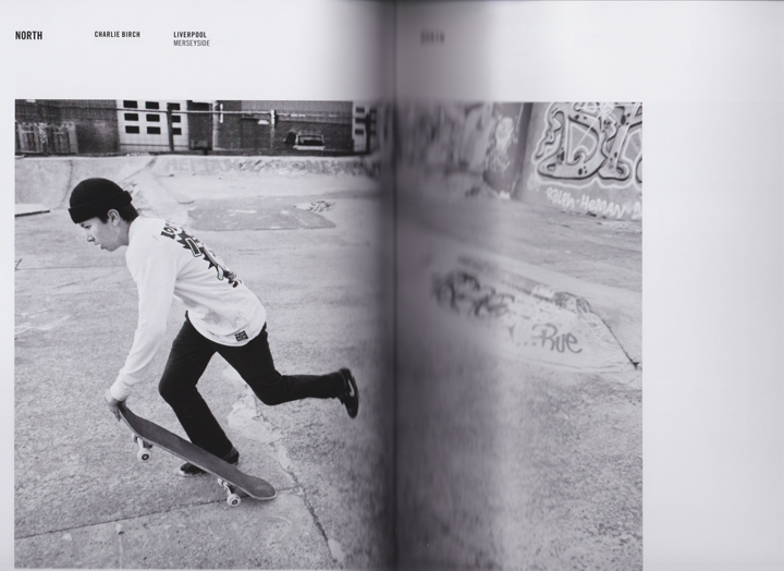 Inside Nike SB NESW Book The Daily Street 04