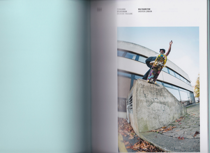 Inside Nike SB NESW Book The Daily Street 06