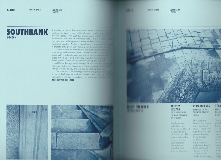 Inside Nike SB NESW Book The Daily Street 09