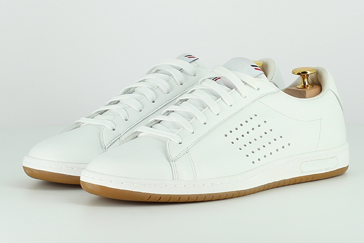 Le Coq Sportif Made in France Arthur Ashe 02