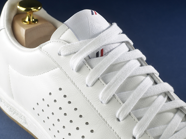 Le Coq Sportif Made in France Arthur Ashe 04