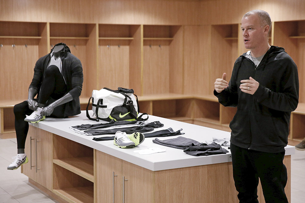 Nike Innovation Summit