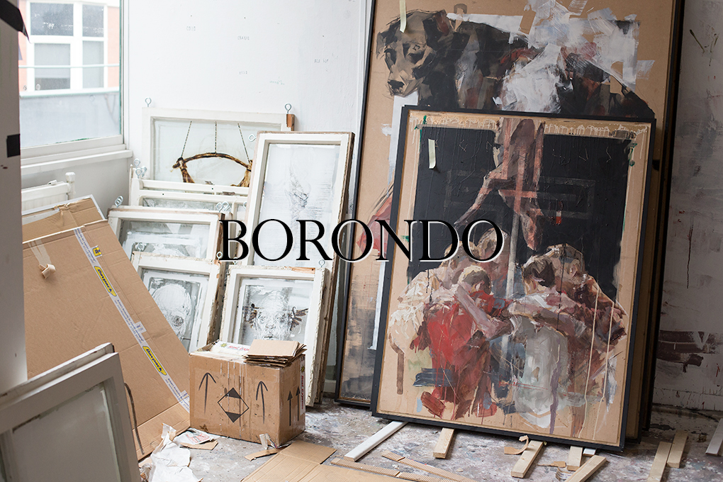 Borondo interview The Daily Street 01