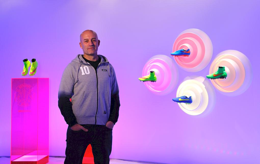 Nike Innovation Summit - February 2015