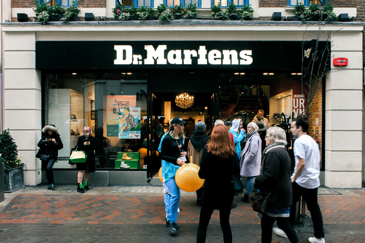Recap Adventure Time Dr Martens collaboration launch Carnaby London The Daily Street 01