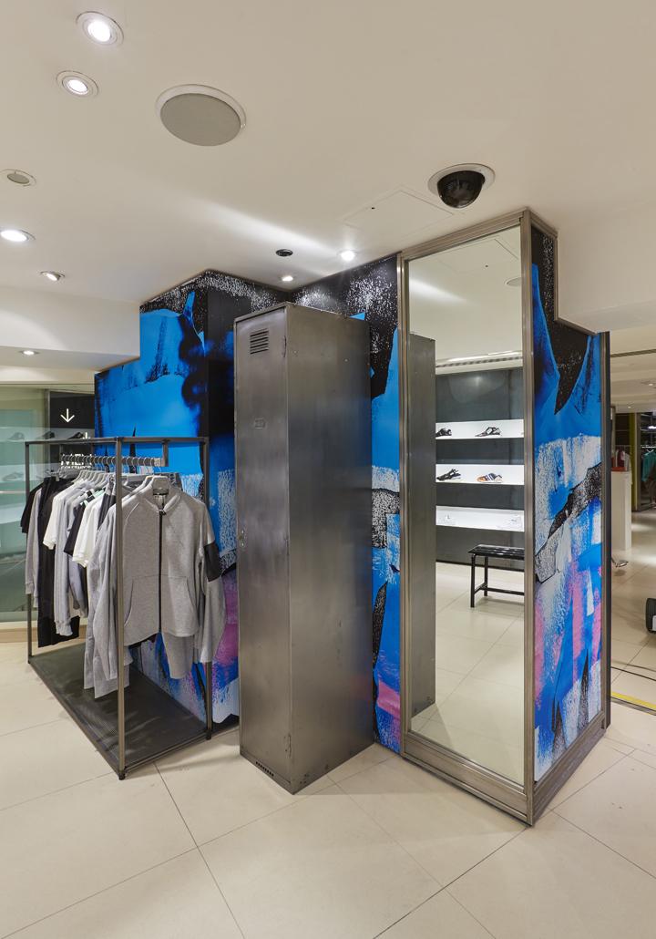 adidas Harvey Nichols store 06