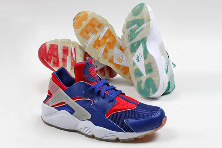 Nike Air Huarache LE City Pack 01