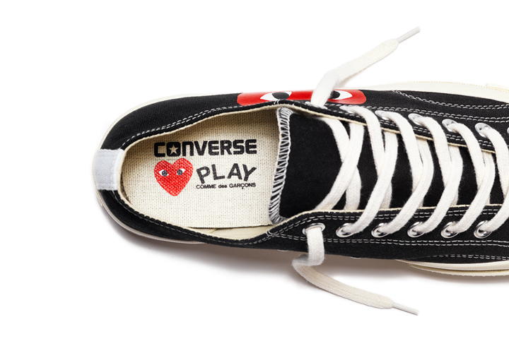 COMME des GARCONS PLAY Converse Chuck Taylor All Star 70 02
