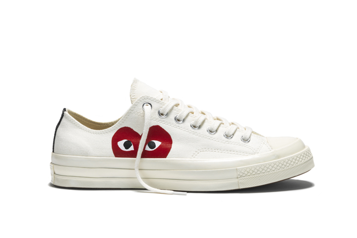 COMME des GARCONS PLAY Converse Chuck Taylor All Star 70 04