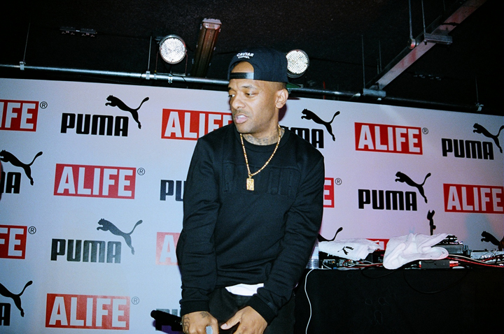 Recap PUMA ALIFE Sessions London Mobb Deep The Daily Street 12