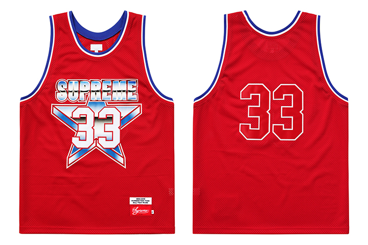 Supreme All-Star basketball kit 08