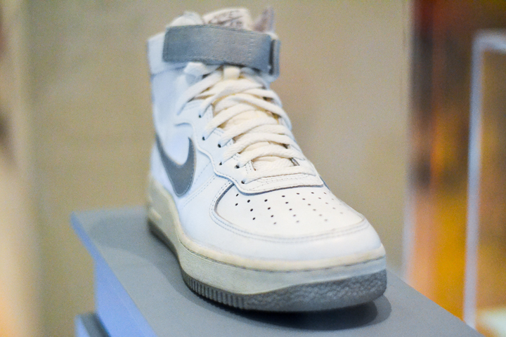 The Rise of Sneaker Culture exhibition Brooklyn Museum-12