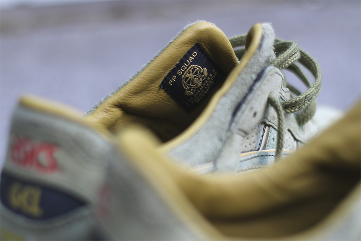 Footpatrol ASICS GEL Lyte III Squad by THE DAILY STREET 05