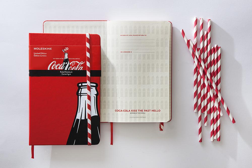 Coca-Cola Moleskine 01