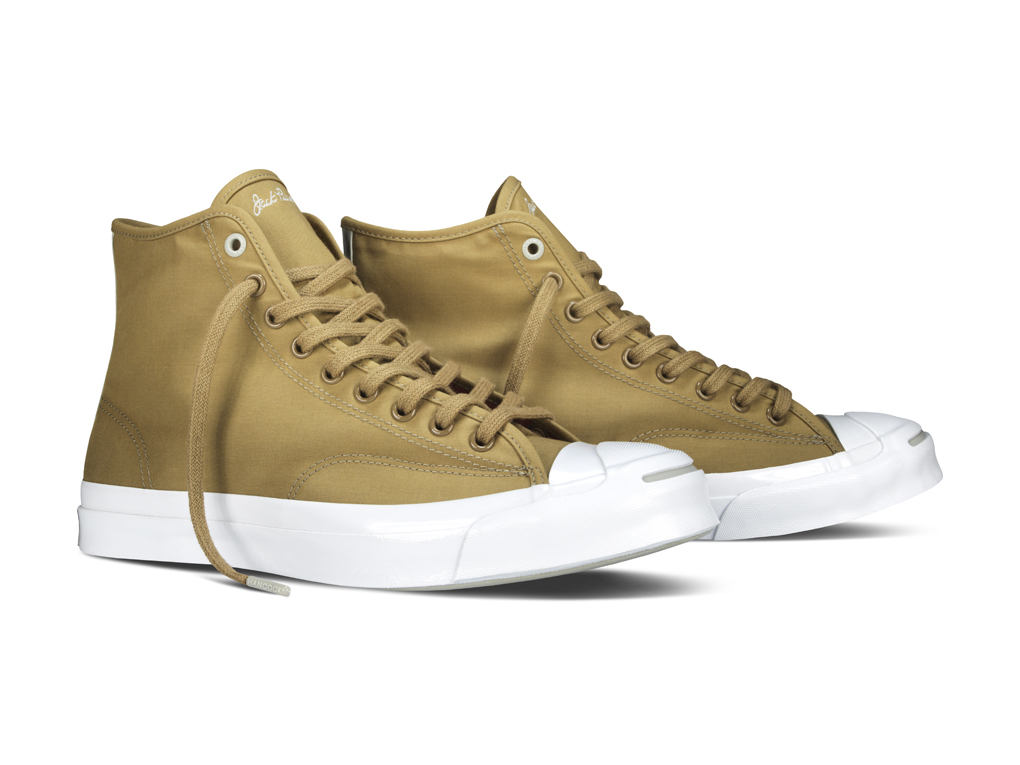 Hancock Vulcanised Articles Converse First String Jack Purcell Signature Hi 03