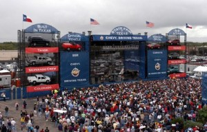 State Fair of Texas: Chevrolet Main Stage Schedule