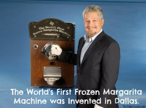 The World's First Margarita Machine Invented in Dallas by Mariano Martinez