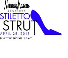 Strut Your Stuff at the Stiletto Strut on April 25th